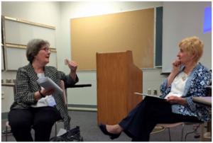 Dr. Lynn Kirkwood interviews Dr. Alice Baumgart