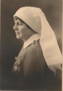 Muriel Ellis Nursing Sister W W 1 Fonds 28, PH-13451p