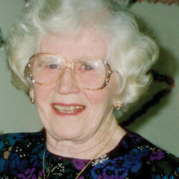 Florence Dougherty  (1912- 2003)