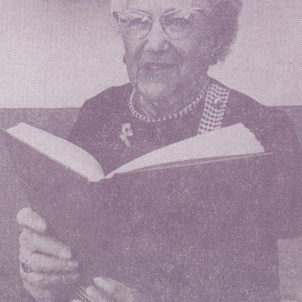 Margaret Faulkner  (ca. 189- – 1986)