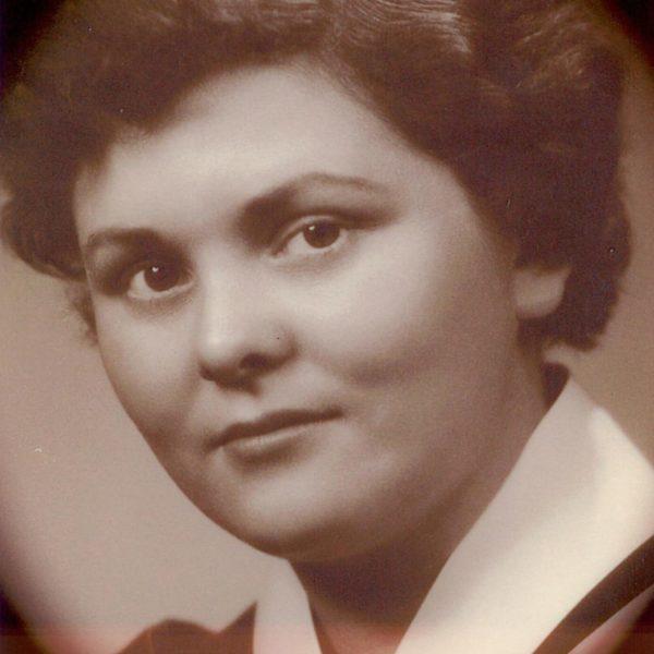 Dr. Carolyn Attridge  (1936-2010)