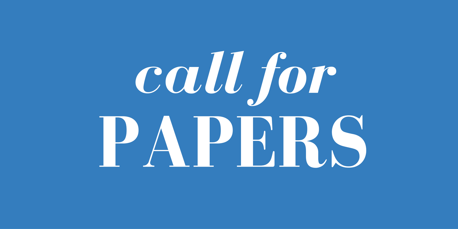 call for papers The russian academy of national economy and civil service (ranecs) moscow, russian federation.