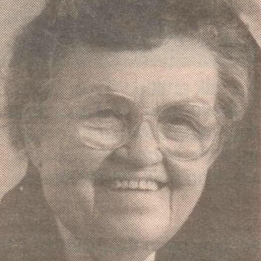 Sister Mary Celestine  (1918-1995)