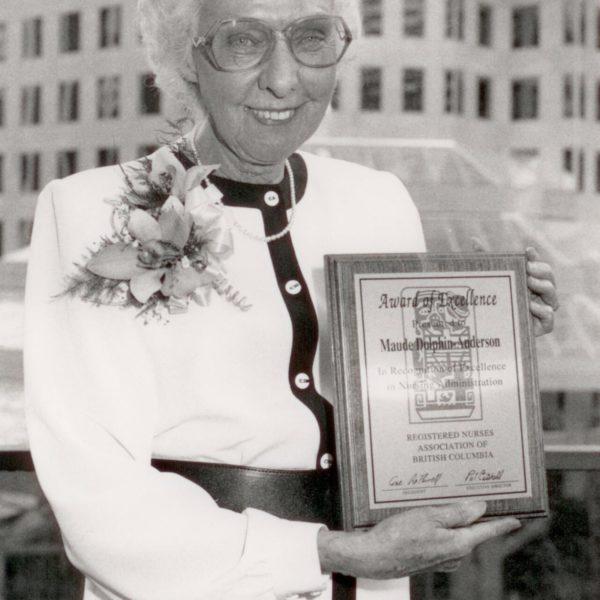 Maude Anderson