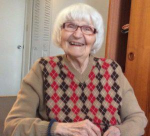 Nina Rumen 89th Birthday