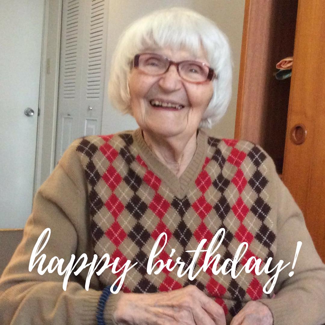 Happy Birthday Nina Rumen
