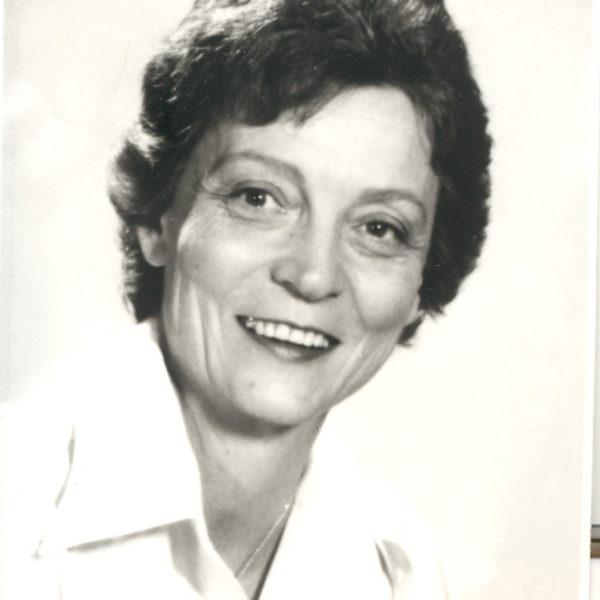 Joan Lansdell  (1934-