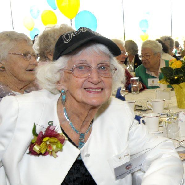Margaret Mainwaring (1911-2018)