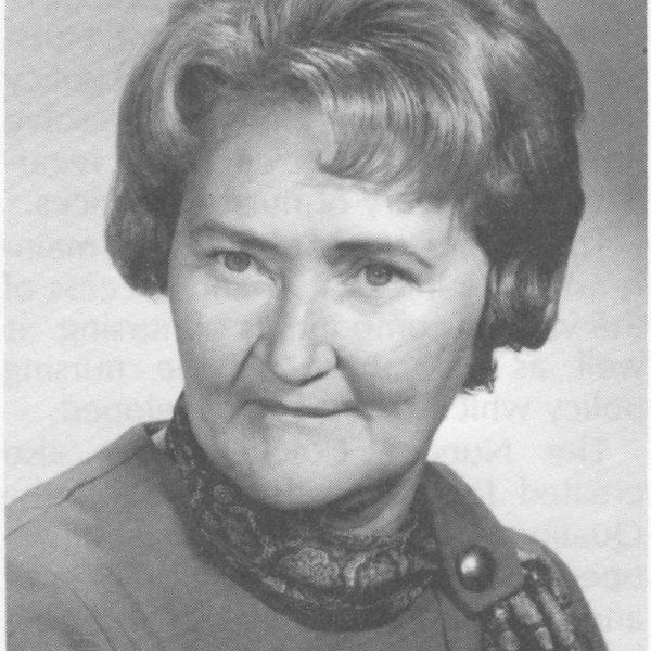 Margaret MacLean  (1919-2001)