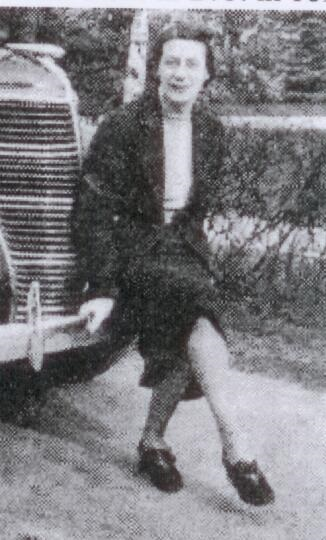 Isabel McVicar