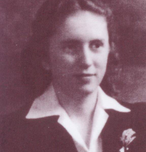 Shirley McAllister  (1924-2012)