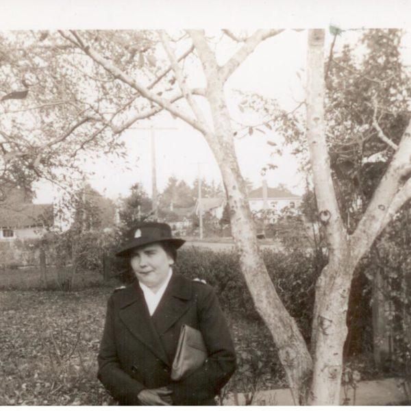 Roblin, Olive, (nee Wilson) (1916-
