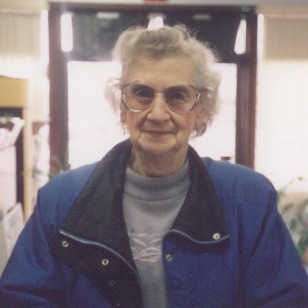 Mary Sarvela 1913 – 2004