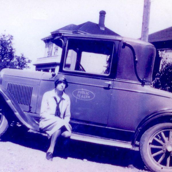 Upshall, Edna Muriel (1906-1989)