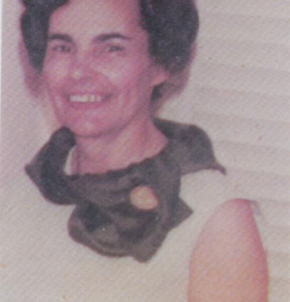 Pauline Siddons 1919 – 1999